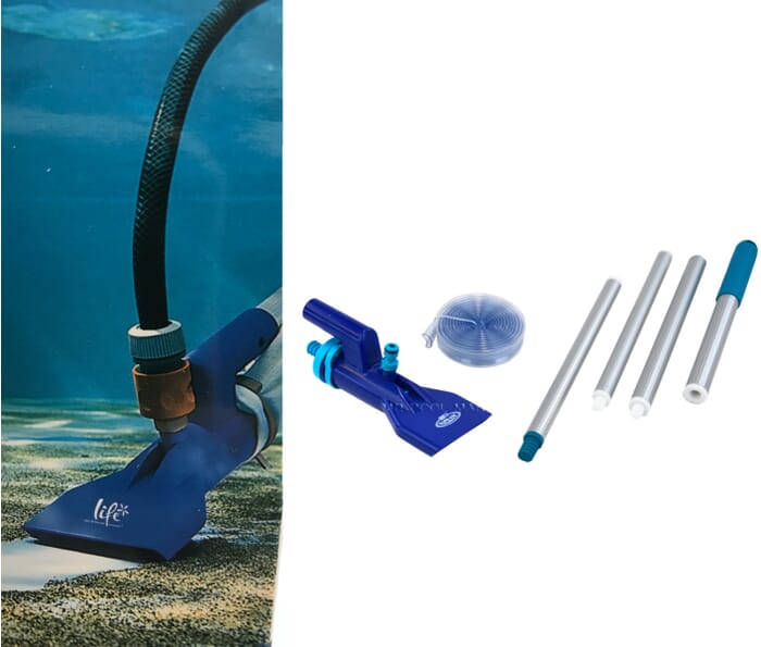 Life Underwater Jet Vacuum For Pools Spas Free Next Day Delivery