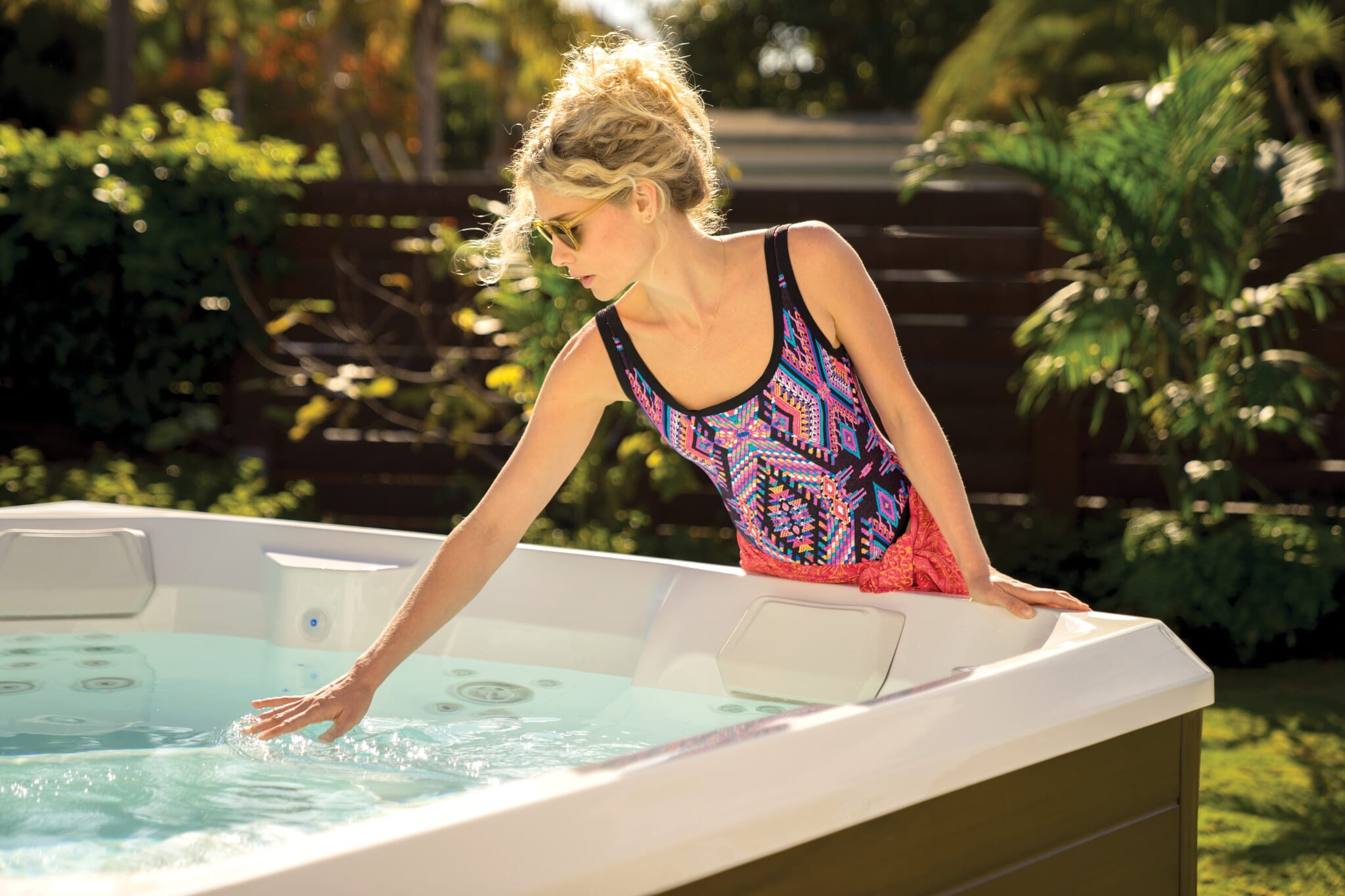Can You Run A Hot Tub Without Chemicals Happy Hot Tubs Blog